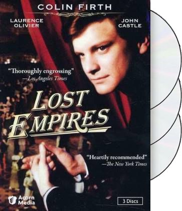 Lost Empires (3-DVD)