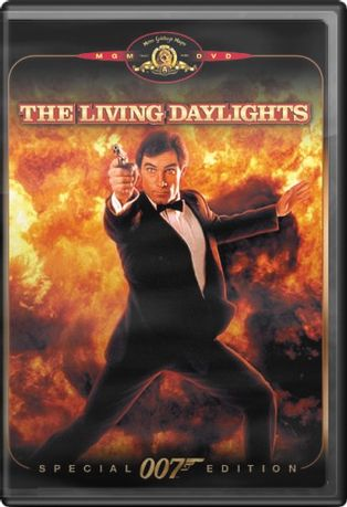 Bond - The Living Daylights (Special 007 Edition)
