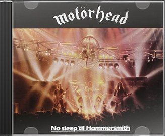 No Sleep 'Til Hammersmith (2-CD Deluxe Edition)