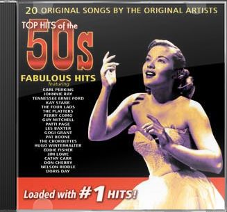 Top Hits of The 50's - Fabulous Hits