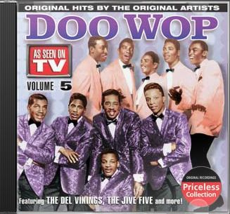 Doo Wop As Seen On TV, Volume 5