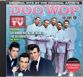 Doo Wop As Seen On TV, Volume 9