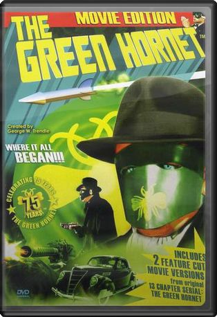 The Green Hornet: Movie Edition
