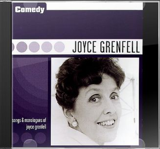 The Songs & Monologues of Joyce Grenfell (2-CD)
