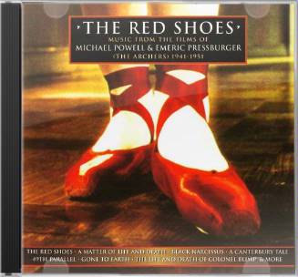 Red Shoes: Music From the Films of Michael Powell