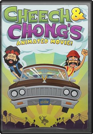 Cheech & Chong's Animated Movie!