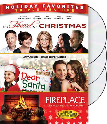 The Heart of Christmas / Dear Santa / Fireplace