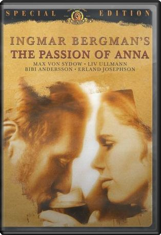 The Passion of Anna (Swedish, Subtitled in