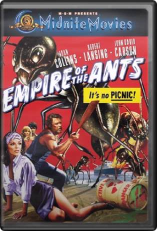 Midnite Movies: Empire of the Ants