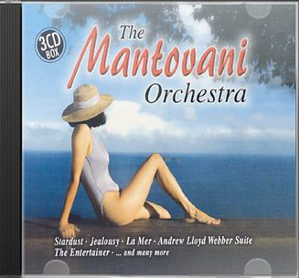 The Mantovani Orchestra [Zyx]