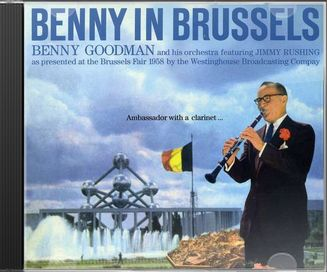 Benny in Brussels (Live)