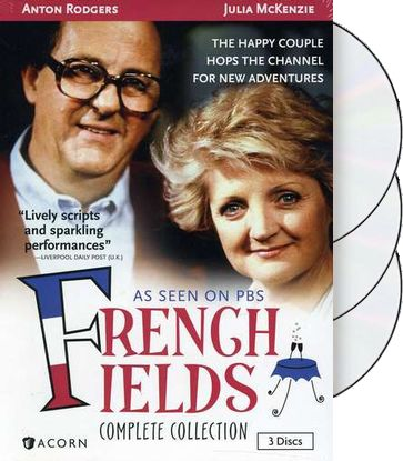 French Fields - Complete Collection (3-DVD)