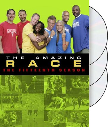 Amazing Race - Season 15 (3-Disc)