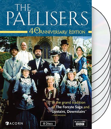 The Pallisers (40th Anniversary Edition) (8-DVD)