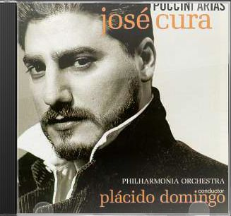 Jose Cura - Puccini Arias / Domingo
