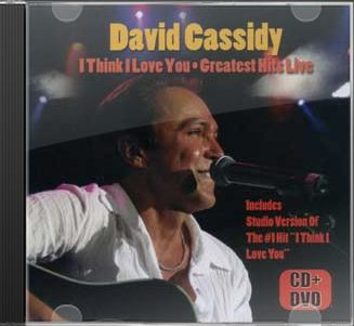 I Think I Love You: Greatest Hits Live (CD + DVD)