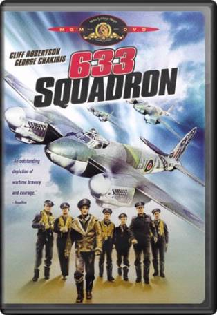 633 Squadron (Widescreen & Full Frame)