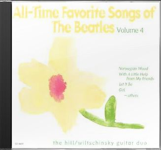 All-Time Favorite Songs of The Beatles, Volume 4