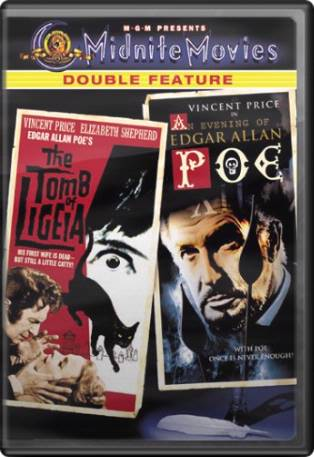 Midnite Movies Double Feature: The Tomb of Ligeia