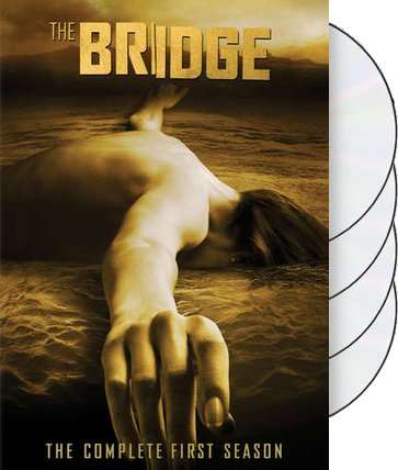 The Bridge - Complete 1st Season (4-DVD)