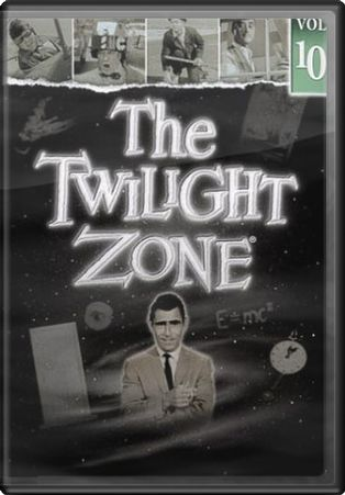 The Twilight Zone - Volume 10 [Thinpak]