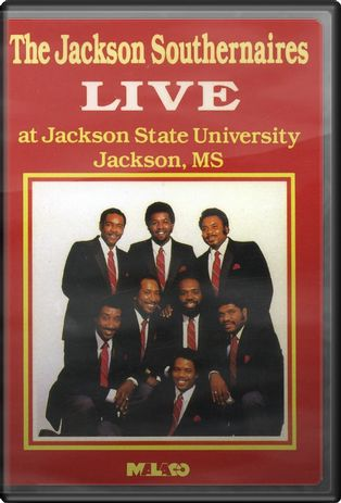 The Jackson Southernaires - Live
