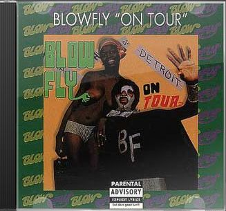 Blowfly on Tour