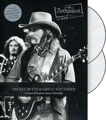 Dickey Betts & Great Southern - Rockpalast: 30