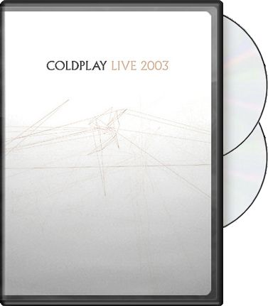 Coldplay - Live 2003 (Amaray, Includes Audio CD)