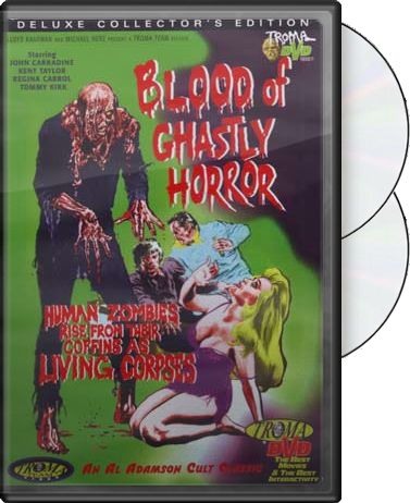 Blood of Ghastly Horror (Deluxe Collector's