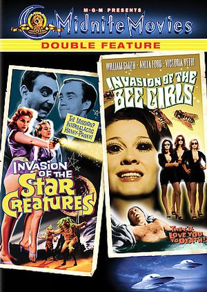 Midnite Movies Double Feature: Invasion of the
