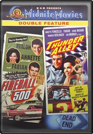 Midnite Movies Double Feature: Fireball 500