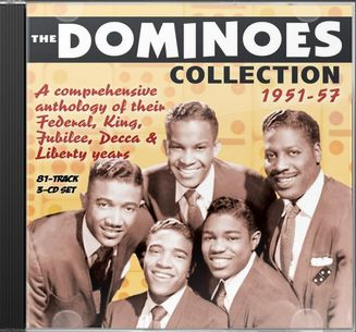 The Dominoes Collection 1951-57 (3-CD)