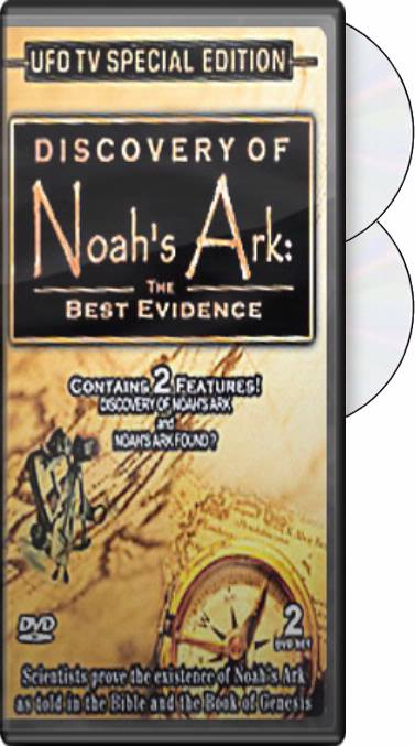 Discovery of Noah's Ark: The Best Evidence (2-DVD)