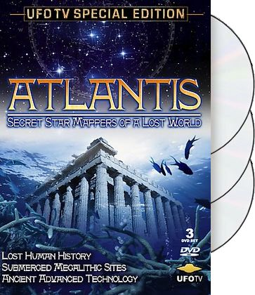 Atlantis: Secret Star Mappers of A Lost World