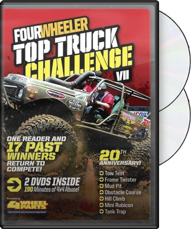Four Wheeler Top Truck Challenge VII (2 disc)