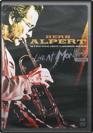 Herb Alpert (with The Jeff Lorber Band) - Live At