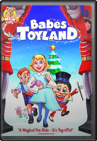 Babes in Toyland (Animated)