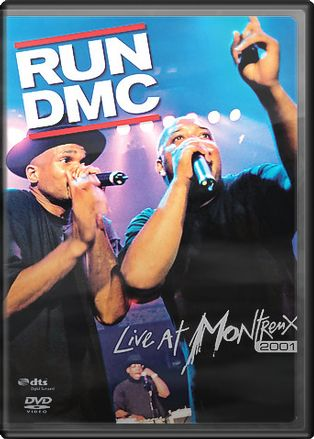 Run DMC - Live at Montreux 2001