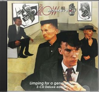 Limping for a Generation (2-CD)