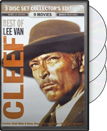 Lee Van Cleef - Best of Lee Van Cleef (3-DVD)