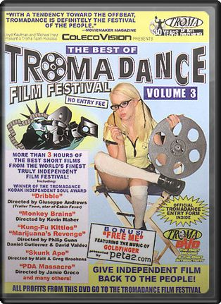 The Best of Tromadance Film Festival, Volume 3