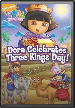 Dora Celebrates Three Kings Day