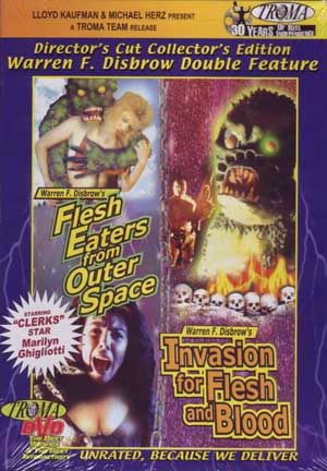 Flesh Eaters From Outer Space / Invasion For
