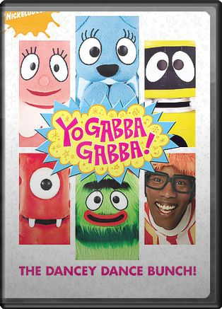 Yo Gabba Gabba - The Dancey Dance Bunch