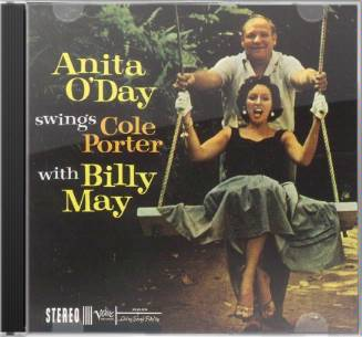 Anita O'Day Swings Cole Porter with Billy May