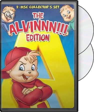 Alvin and the Chipmunks - The Alvinnn!!!!
