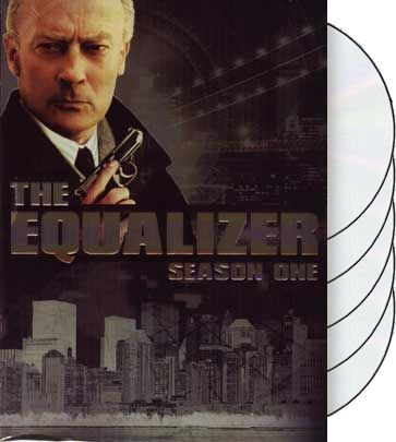 The Equalizer - Season 1 (5-DVD)