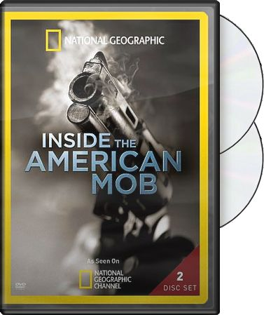 Inside the American Mob (2-DVD)