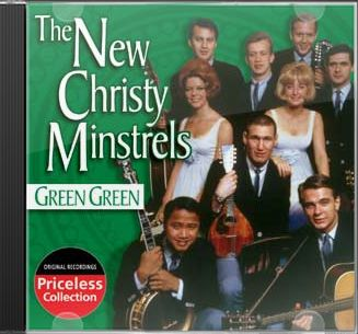 New Christy Minstrels Green Green Cd 2003